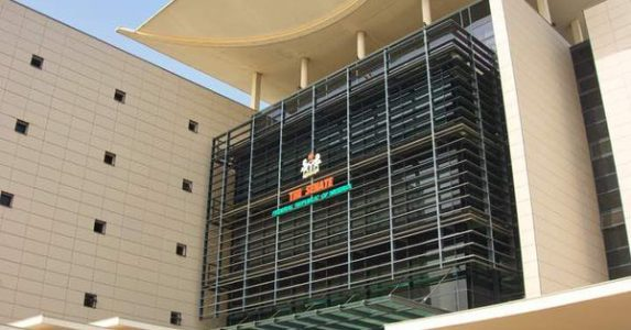 PHOTO: PASAN shut down NASS complex over unpaid salaries