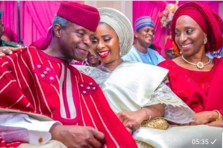 Osinbajo Becomes Granddad As Daughter Gives Birth To A Baby Boy