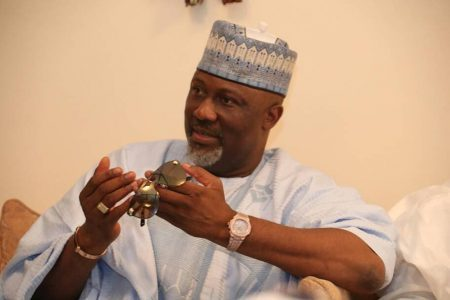 Sen Dino Melaye gets N5m bail for attempted suicide
