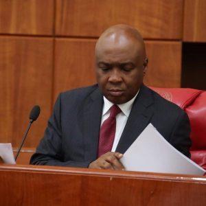 Senate President announces names of nominees into NASC