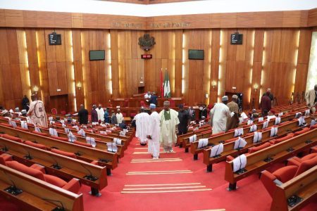 Suspended CJN: Senate Heads to Court, cancels Tuesday's resumption