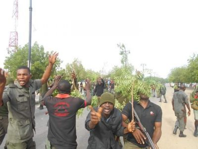 Two Policemen kidnapped in Ngor Rivers State
