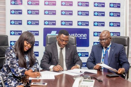 Funke Akindele now a brand ambassador for Keystone bank