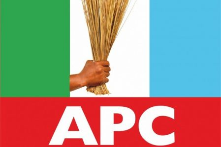 PHOTO: APC closes official website over hacking