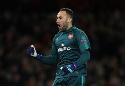 Arsenal goalkeeper David Ospina joins Napoli on loan