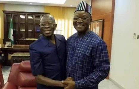 Samuel Ortom of Benue State explains why he left APC for PDP