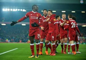 Levi and Liverpool FC sign partnership deal