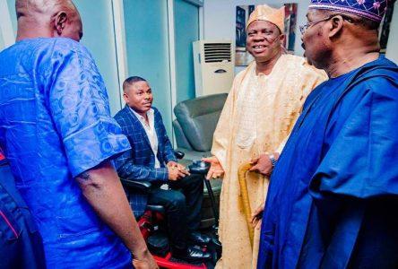 Governor Ajimobi to compensate Fresh FM and Ayefele