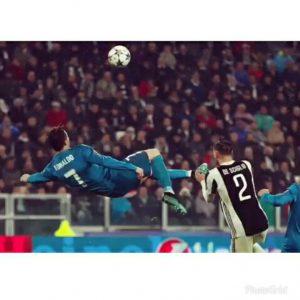 Cristiano Ronaldo's goal wins UEFA goal of the season