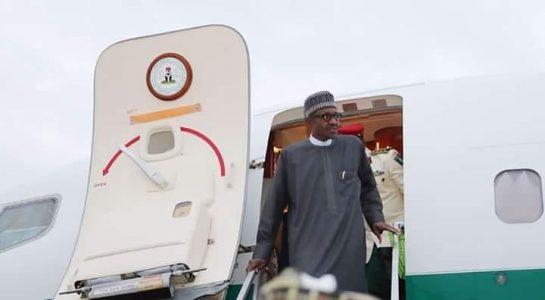 Breaking: Buhari to departs Abuja for Paris Peace Forum, in France