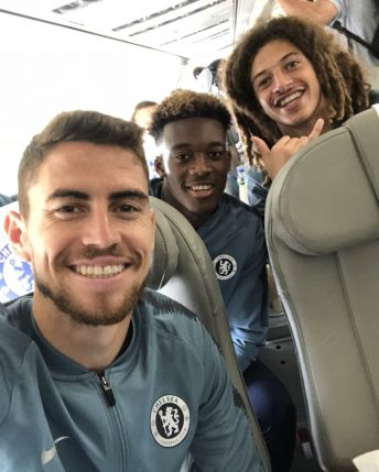 Ethan Ampadu signs a 5-year contract extension with Chelsea