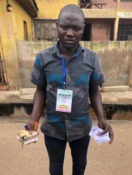 Osun-2018: Police apprehend a PDP chieftain for votes buying