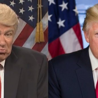 Trump slams Saturday night live calls them a political ad.