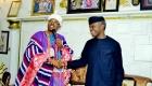 Osinbajo honoured with a Chieftaincy title(via-IG/olowu_iwoland)