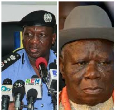 Police apologize to Edwin Clark over unauthorized search