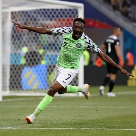 AFCON qualifiers: Super Eagles of Nigeria beat Seychelles 0-3