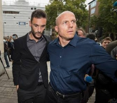 Hugo Lloris confess to drink-driving in Court