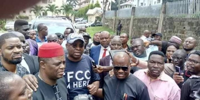 EFCC: we will not condone any mosquito bite on Fayose-PDP