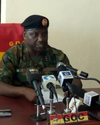 Missing General Alkali was killed and buried in a shallow grave-Army