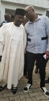 Porthacourt: Dankwambo, Fayose Darius Ishaku arrive Rivers