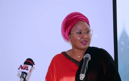 I am ashamed of APC impunity- Mrs Aisha Buhari