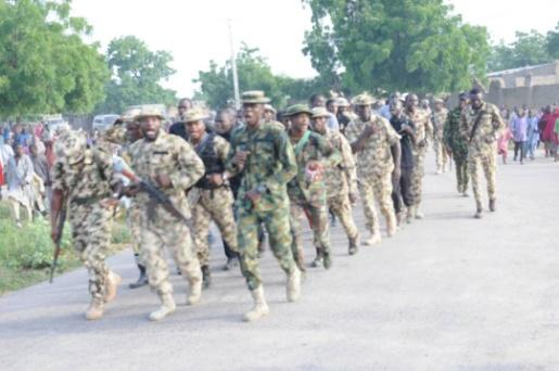Melete Update: Troops neutralized 76 Boko Haram terrorists