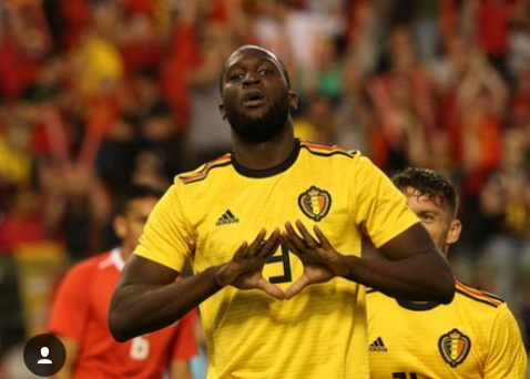 Man. Utd fans tear into Lukaku for his performance in Belgium shirt