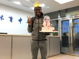 Oshoala clocks 24 today, and birthday messages have been pouring in from everyone, and even from the Nigeria Football Federation (NFF), but the one message that has caught our eyes, is that of Super Falcons captain Onome Ebi.