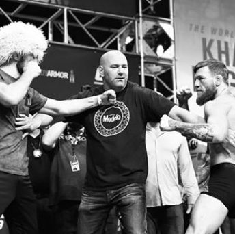 UFC: Dana White is lucky he gave me my belt- Khabib