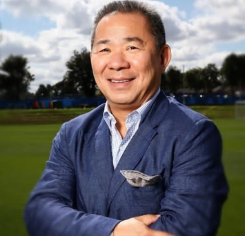 Breaking: late Leicester City Chairman Vichai to be immortalised