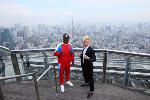 50cent, McGregor tease Mayweather's fight with Japanese kick-boxer