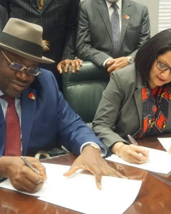 Medical School: Bayelsa State signs MOU with Louisville University