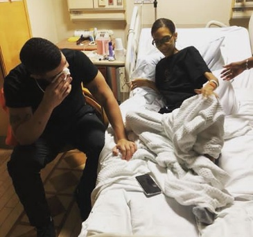PHOTO: Drake mourns the death of a fan, Kay