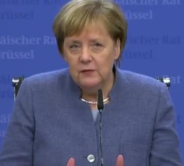 German Chancellor Merkel denies Ukraine NATO's