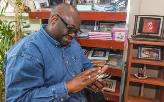 PHOTO: Dele Momodu denies belonging to The Pyrates Confraternity
