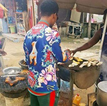 Season of roadside snacking by Nigeria Politicians- Igodye mocks