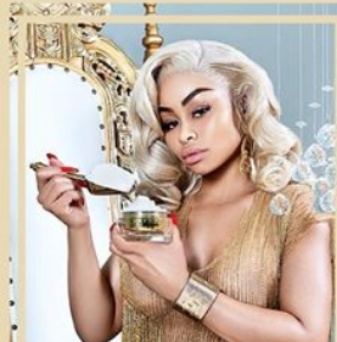 Blac Chyna coming to sell bleaching cream, Nigerians alleged