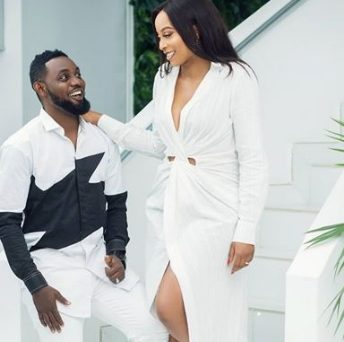AY and wife Mable celebrate their 10th year wedding anniversary