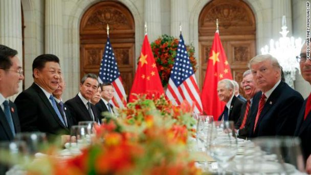 Trump praises President Xi and himself for new massive trade deals