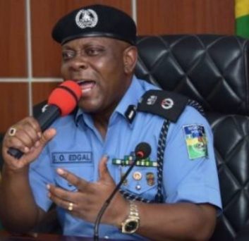 Jubilation as Imohimi Edgal confirm he is still Lagos CP