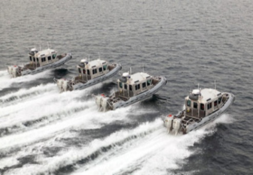 NIS launches gun-boat in Cross River to curb illegal migration