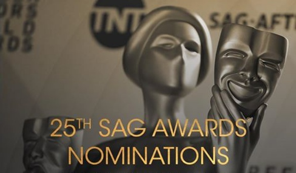 See all the nominees for SAG Awards 2019