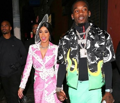 Cardi B and Offset spotted in Puerto Rico on vacation