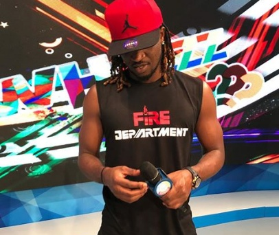 PHOTO: Paul Okoye Tests Positive For COVID-19