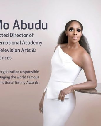 Mosunmola Abudu appointed as the director for Emmys Awards