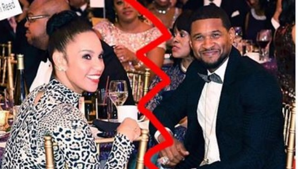 Usher files for divorce from wife, Grace Miguel