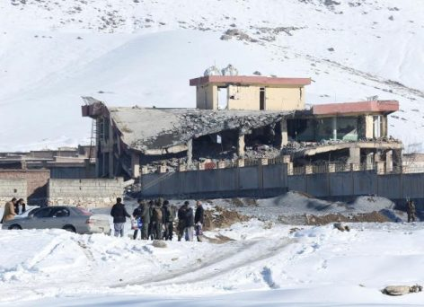 Deadly Taliban attack kills over 100 in Afghan security base