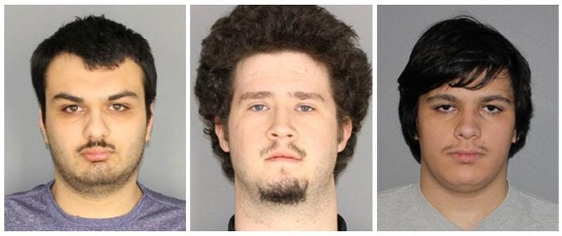 Four charged in a bomb plot against Muslim community in New York