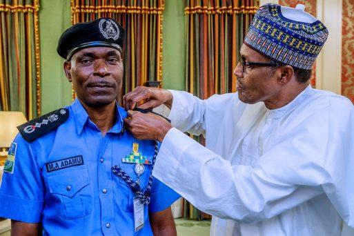 Breaking: Buhari finally confirms Abubakar Adamu as the new IGP