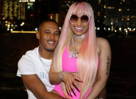 Nicki Minaj Confirms Her Marriage To Boyfriend, Kenneth Petty